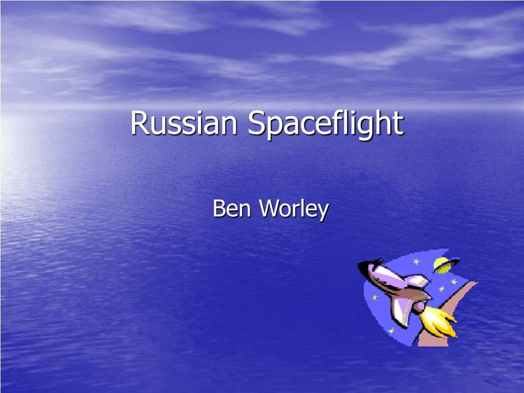 russian spaceflight l.