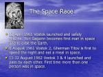 the space race11
