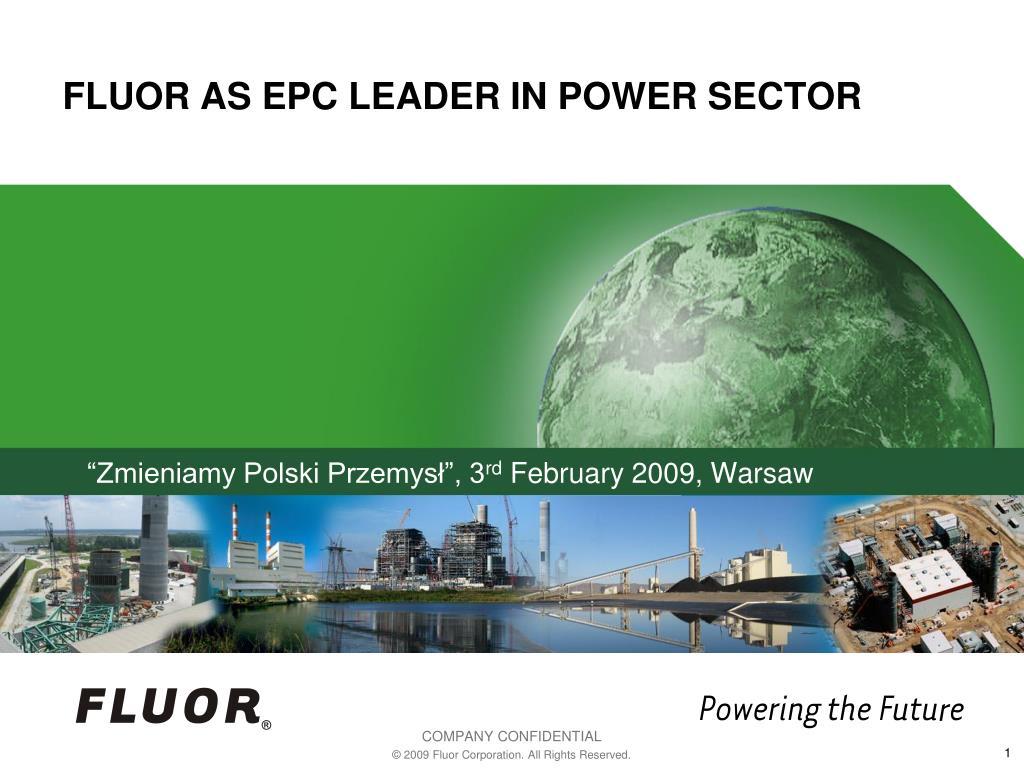 zmieniamy polski przemys 3 rd february 2009 warsaw l.