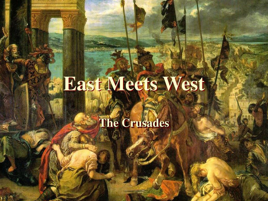 east meets west l.