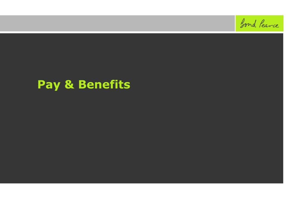 Pay & Benefits