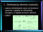 1 dehidratacija alkohola nastavak