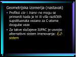 geometrijska izomerija nastavak15