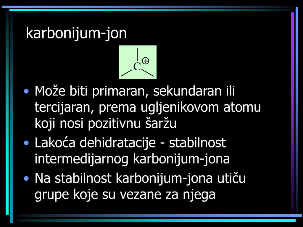 karbonijum-jon
