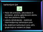 karbonijum jon