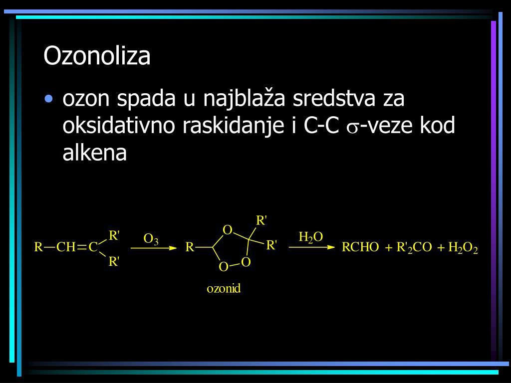 Ozonoliza