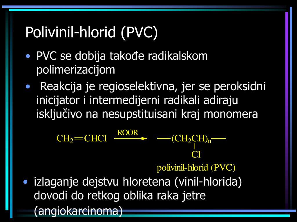 Polivinil-hlorid (PVC)