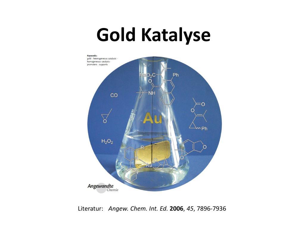 gold katalyse l.