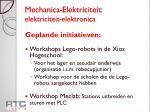 mechanica elektriciteit elektriciteit elektronica21