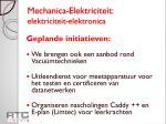 mechanica elektriciteit elektriciteit elektronica22