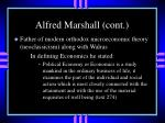 alfred marshall cont6