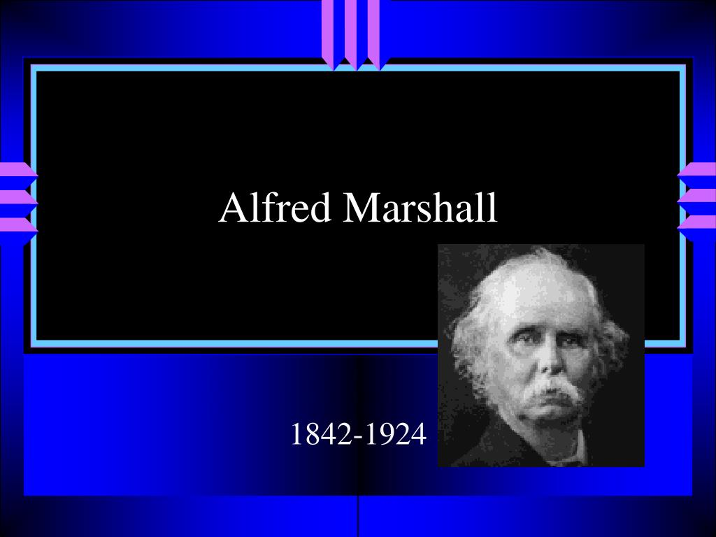 alfred marshall l.
