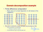 domain decomposition example