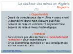 le secteur des mines en alg rie diagnostic19