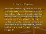 i have a dream24