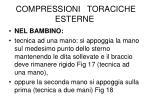 compressioni toraciche esterne28