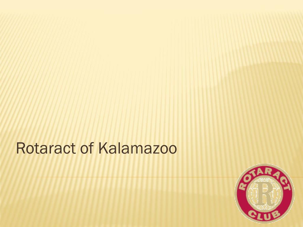 rotaract of kalamazoo l.
