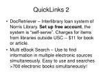 quicklinks 2