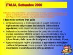 italia settembre 2000