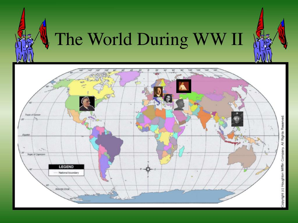 the world during ww ii l.