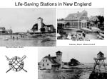 life saving stations in new england