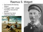 rasmus s midgett