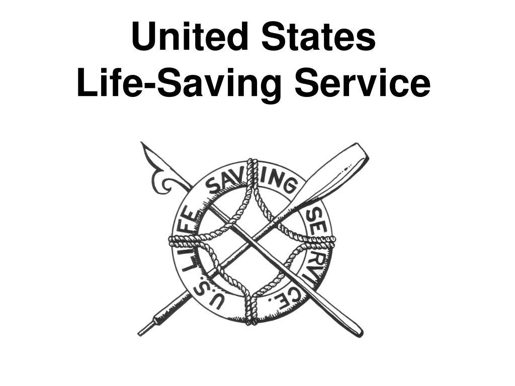 united states life saving service l.