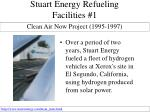 stuart energy refueling facilities 1