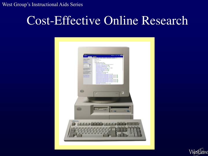 cost effective online research n.