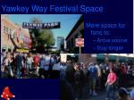 yawkey way festival space