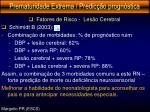 prematuridade extrema predic o progn stica34