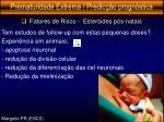 prematuridade extrema predic o progn stica40