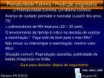 prematuridade extrema predic o progn stica45