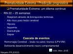 prematuridade extrema predic o progn stica47