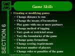 game skills28