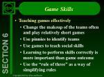game skills30