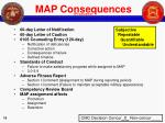 map consequences