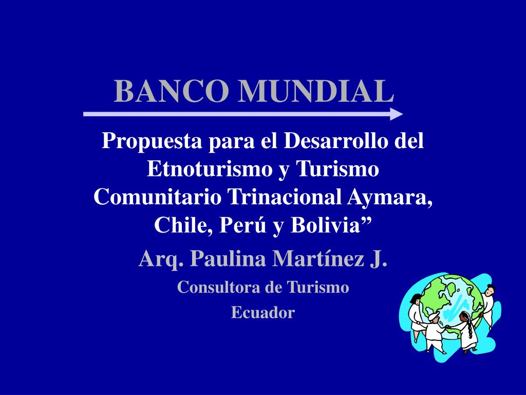 banco mundial l.