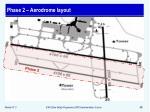 phase 2 aerodrome layout