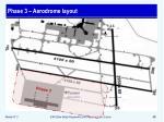 phase 3 aerodrome layout