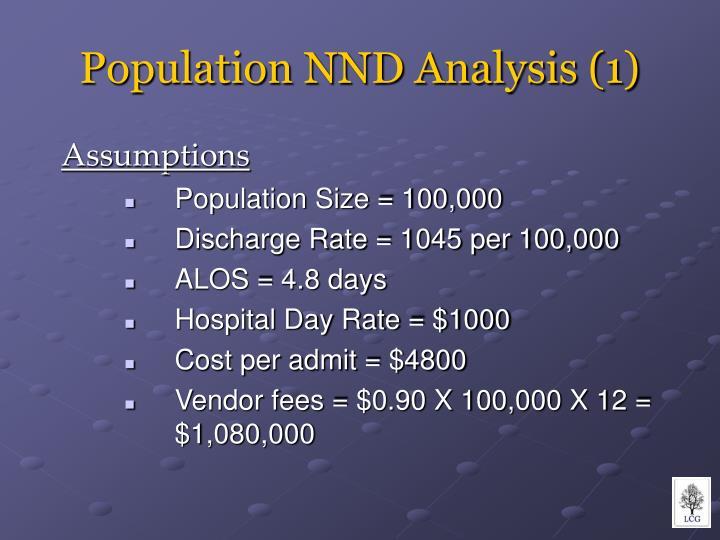 Population nnd analysis 1