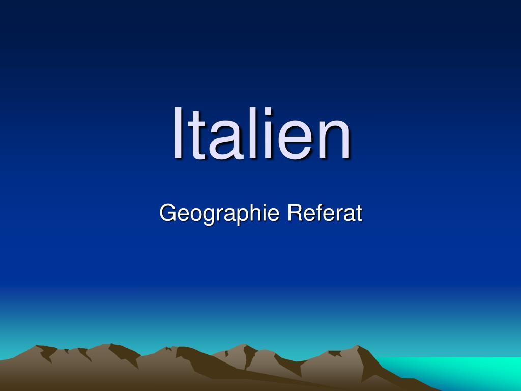 italien l.