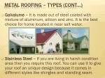 metal roofing types cont6