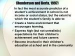 henderson and berla 1997