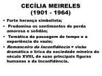 cec lia meireles 1901 196433