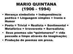 mario quintana 1906 199443