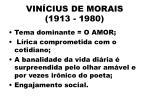 vin cius de morais 1913 198052