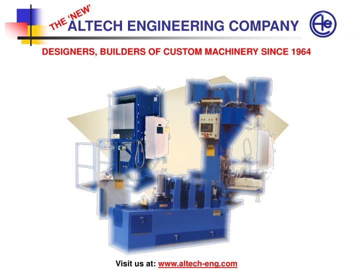 altech engineering company n.