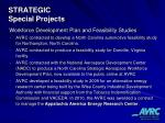 strategic special projects
