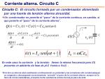 corriente alterna circuito c